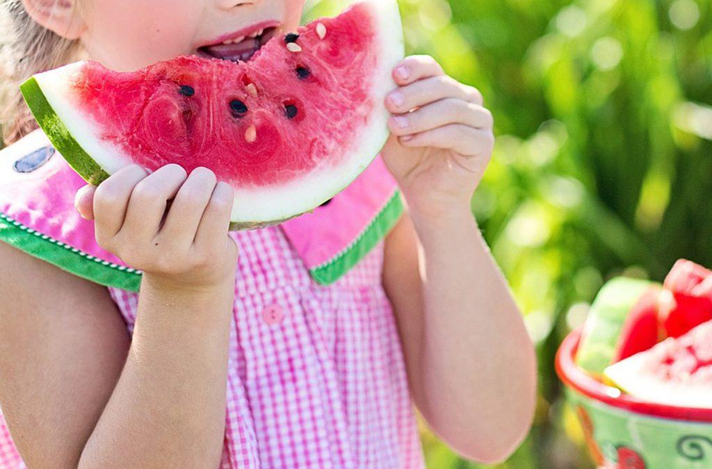 Gezonde (smoothie) ijsjes voor kinderen