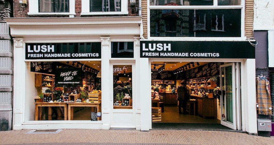 LUSH - Diervriendelijk + milieu bewust