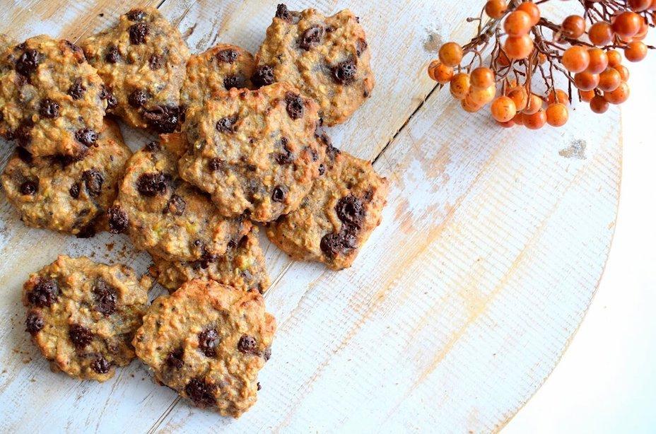 Gezonde chocolade koekjes recept | Gezond eten voor kinderen