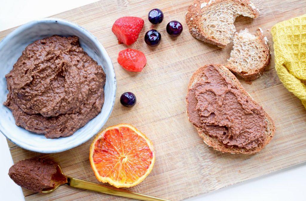 CHOCOLADE HUMMUS (GEZONDE CHOCOPASTA) – KIDSPROOF