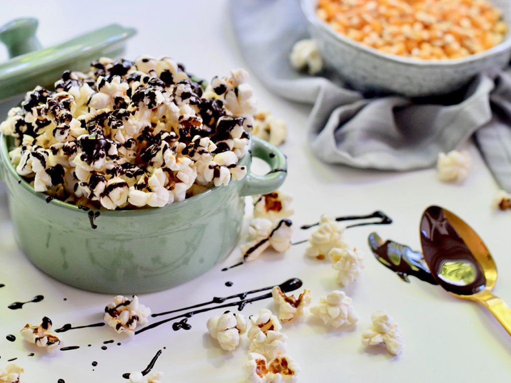 3 x popcorn | Gezonde snack recept | Healthy Wanderlust