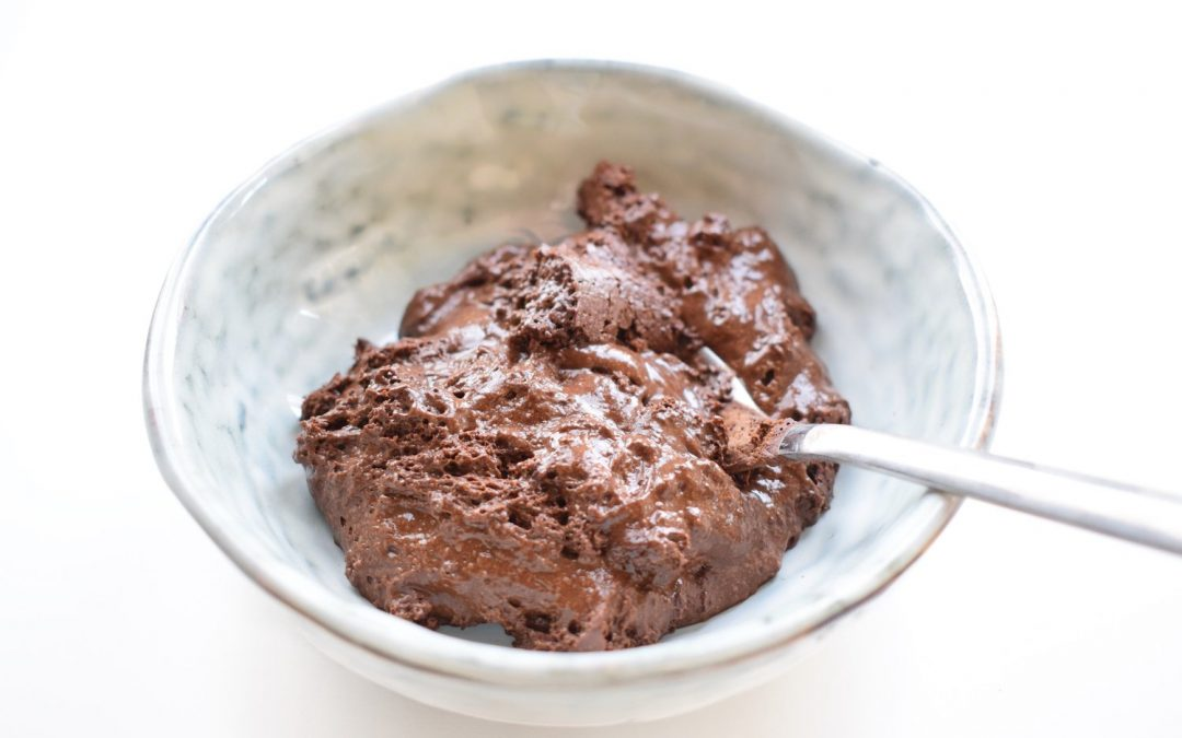 DESSERT | VEGAN CHOCOLADE MOUSSE