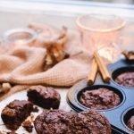 VEGAN CHOCOLADE MUFFINS | GEZONDERE SNACK