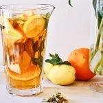 FAVORIETE GEZONDE ICED TEA RECEPT