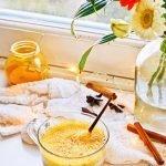 CINNAMON TURMERIC LATTE | HEALTHY COFFEE