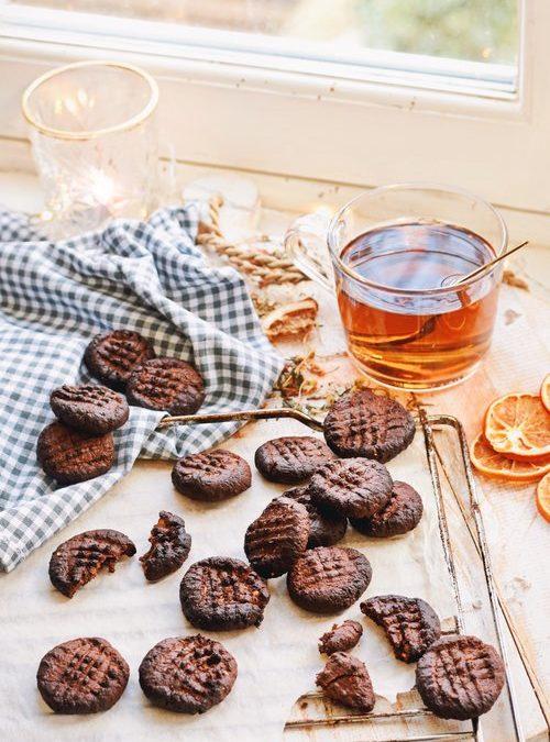 Gezondere brownie koekjes recept