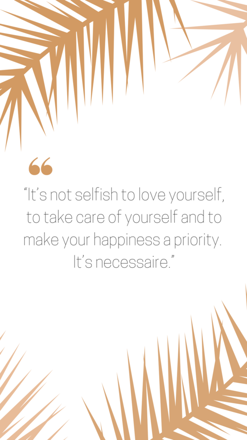 5 x self-love quotes | Zelf-liefde