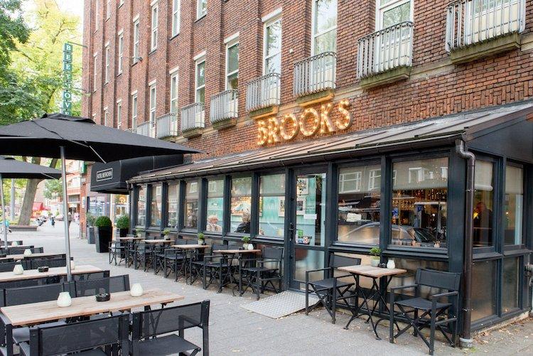 Brooks in Amsterdam | Hotspot uiteten gaan | Healthy Wanderlust