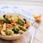 Zalm pasta | Makkelijk pasta recept