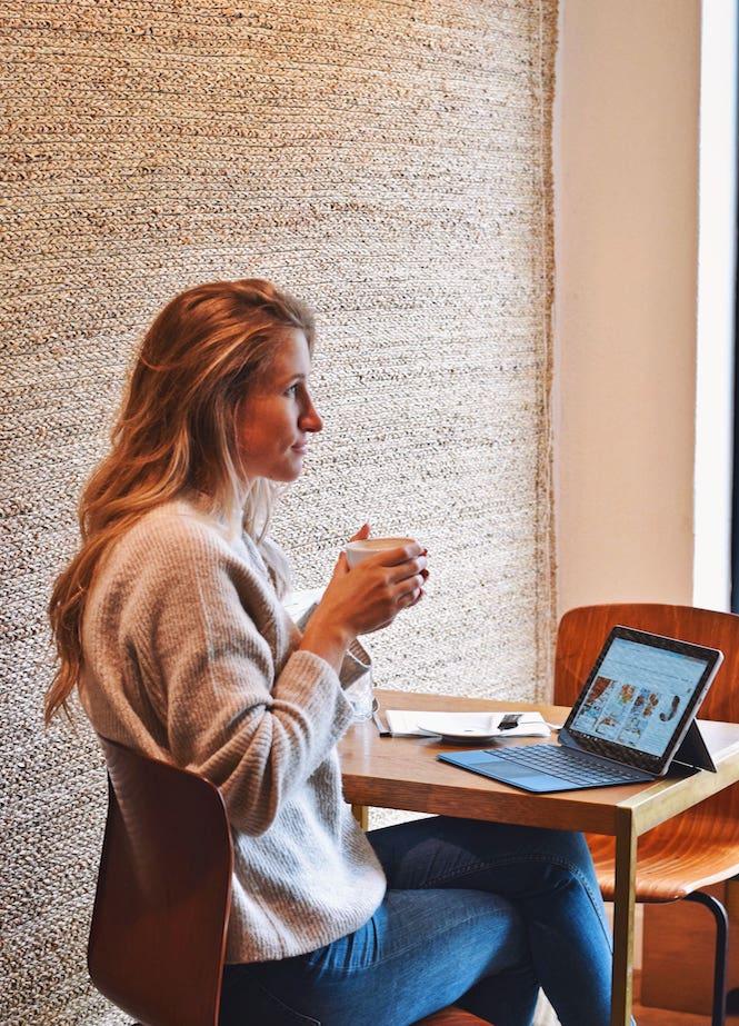 5 x koffietentjes in Amsterdam   Hotspots om als ZZP'er te werken