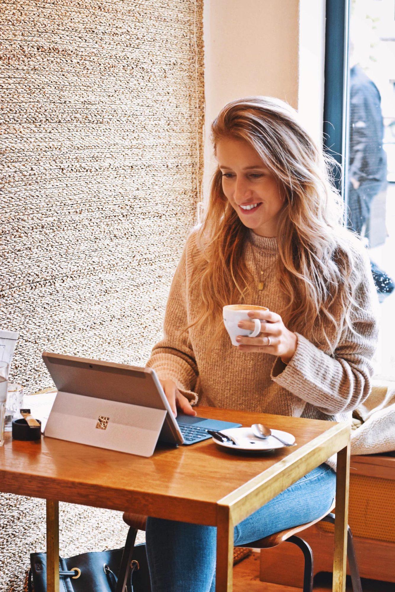 5 x koffietentjes in Amsterdam | Hotspots om als ZZP'er te werken