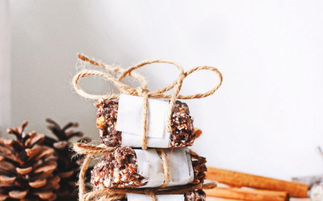 Bosbessen granola bars | No bake recept voor een gezonde snack