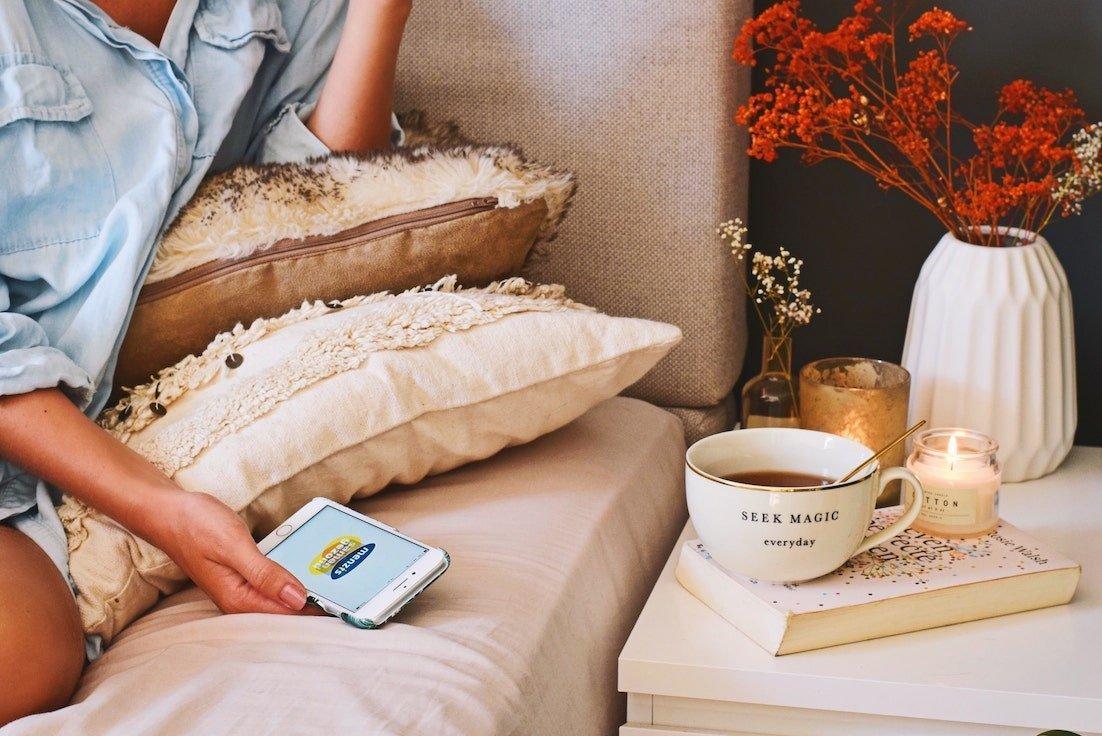 5 tips voor een betere nachtrust | Slaap beter met deze tips | Healthy Wanderlust