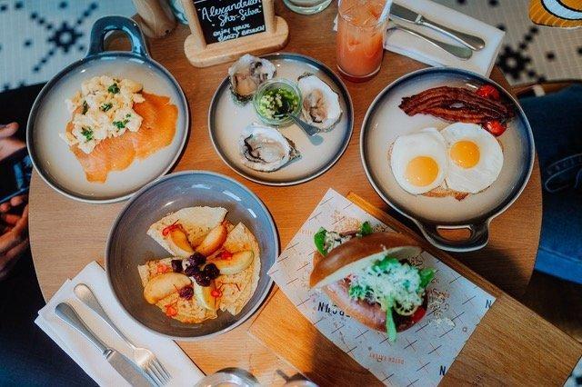 Restaurant Persijn | Sunday Boozy Brunch | Healthy Wanderlust