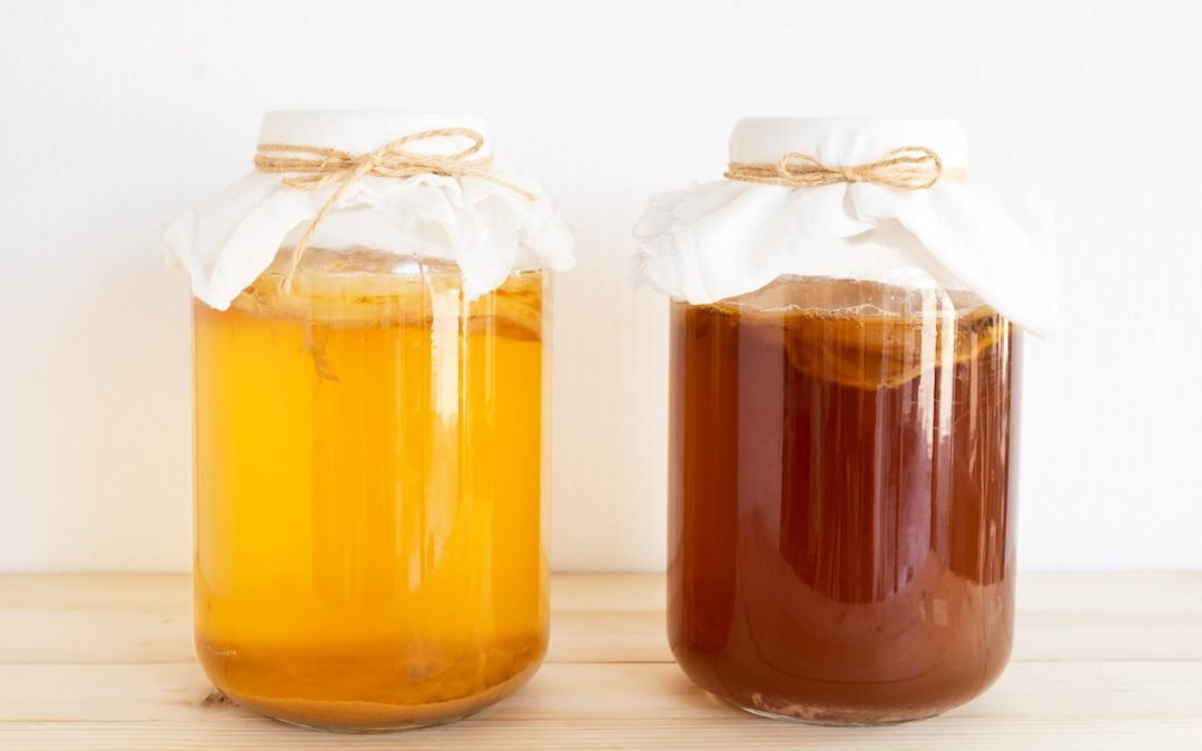 WHAT IS KOMBUCHA AND IS IT HEALTHY?