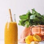 Zelf een gezonde smoothie maken | Appel-gember smoothie