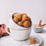 Carrot cake energie balletjes | Bliss balls recept