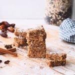 No bake energie repen | Vegan en gezond