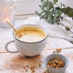 Golden milk recept | Turmeric latte