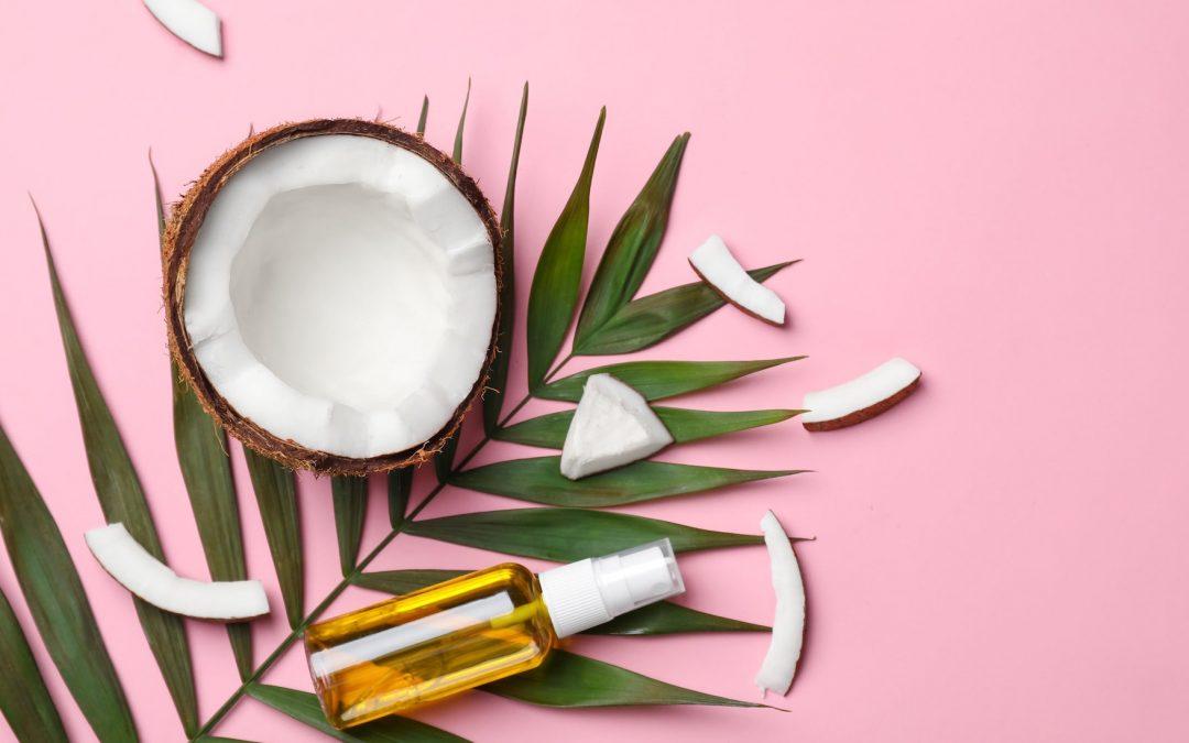Natuurlijk haarmasker met kokosolie | Self-care tip