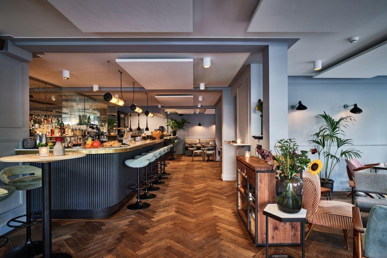 Hotspot: Vanderveen Bar & Kitchen aan de Beethovenstraat in Amsterdam