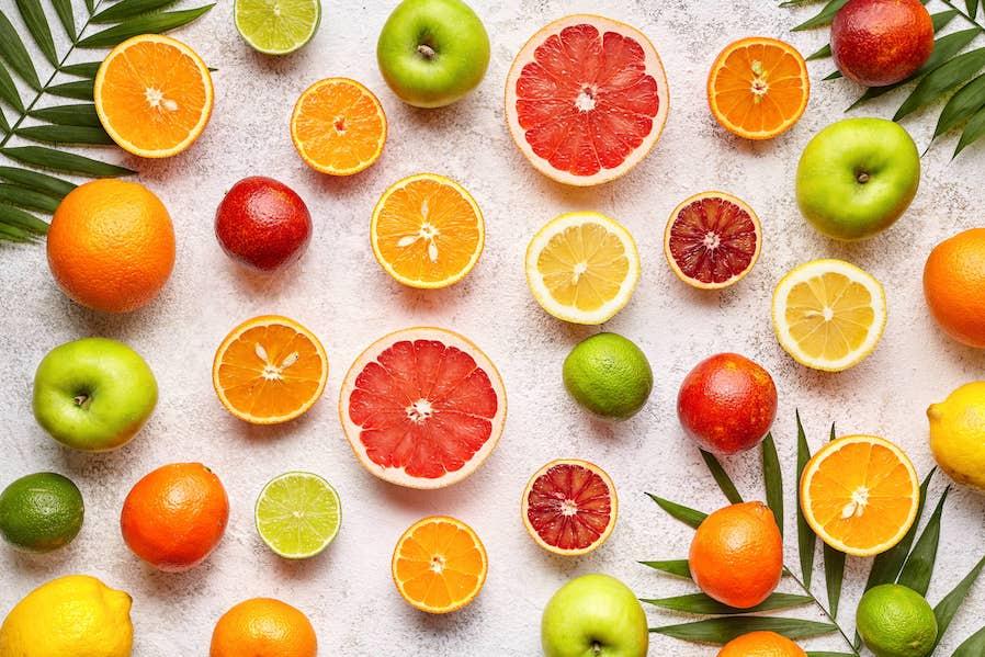10 x ingrediënten die veel vitamine C bevatten