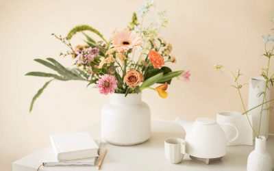 Haal meer bloemen in huis: ze maken je gelukkig!