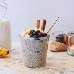 10 x snelle en gezonde ontbijt recepten