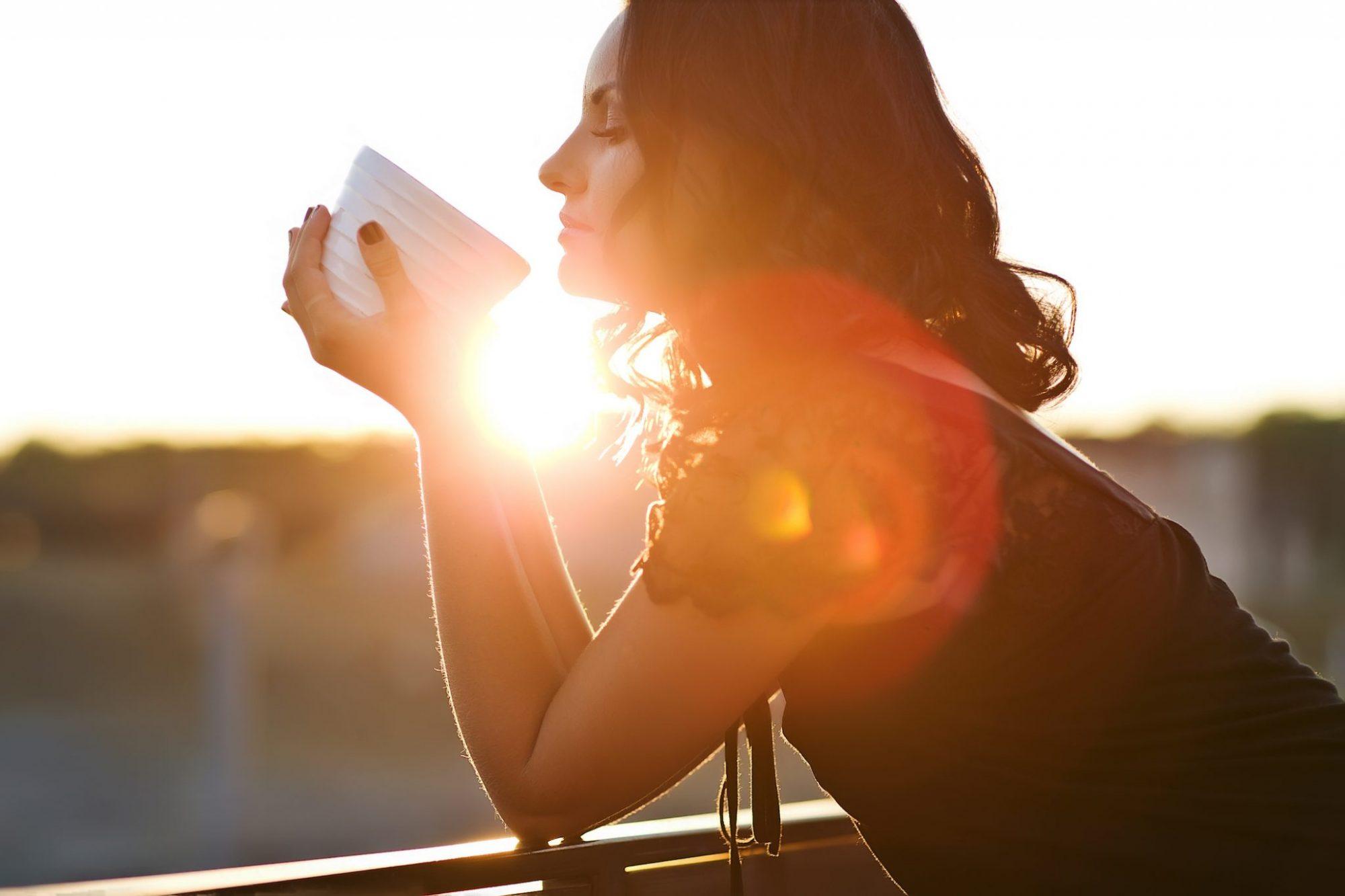 Een kop thee als moment voor jezelf | Self-care tip