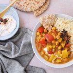 Vegetarische tandoori recept met slechts 5 ingrediënten
