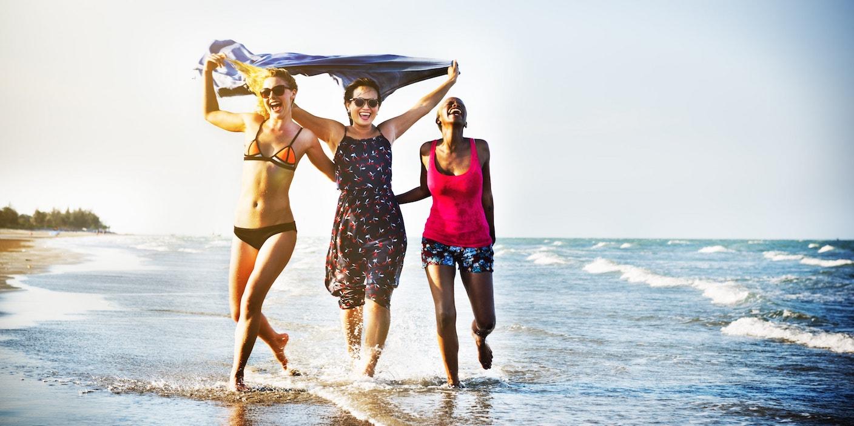 Wees deze zomer lief voor jezelf en voel je meer op je gemak | Zelfliefde