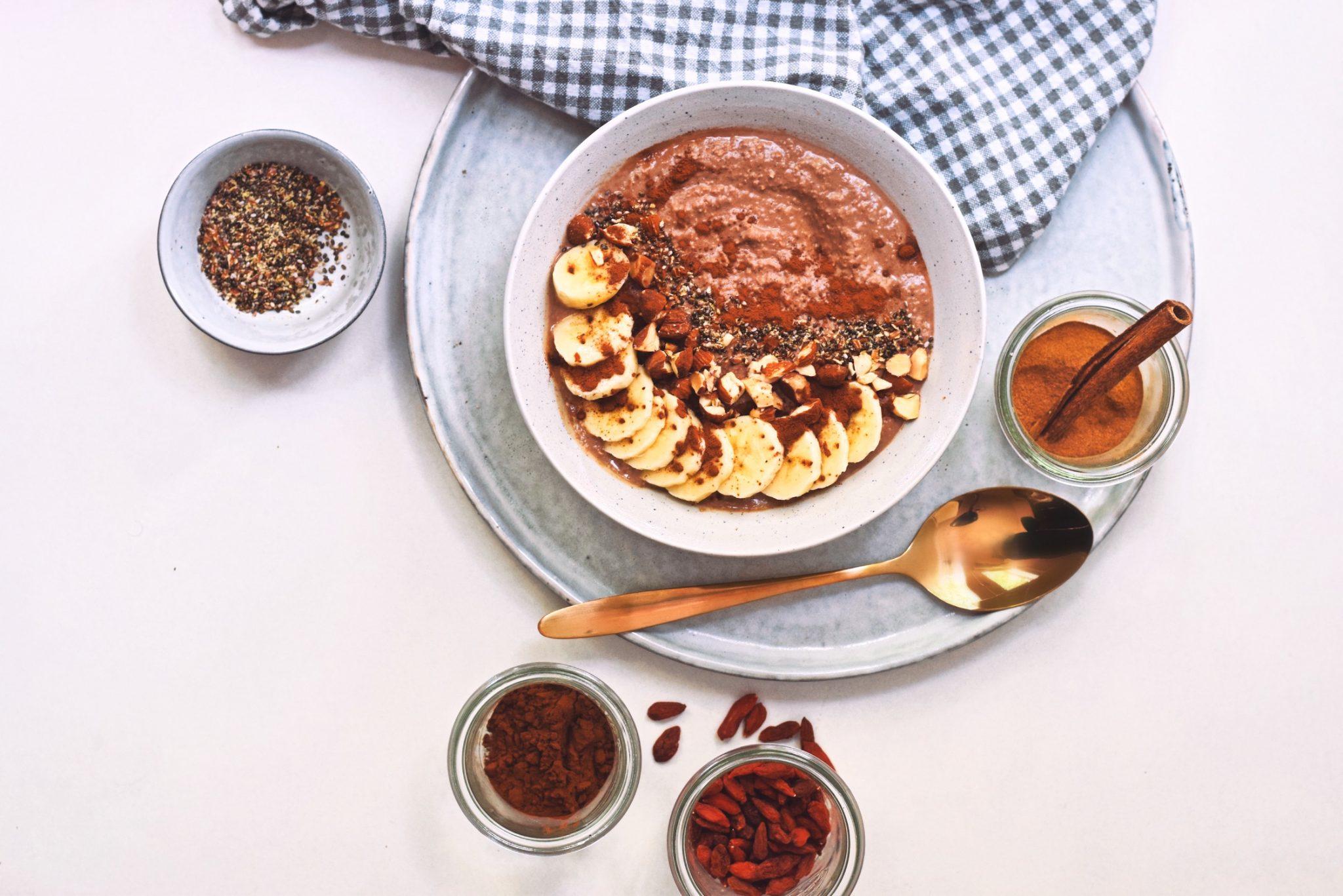 10 x snelle en gezonde ontbijt recepten | Ontbijt gezond