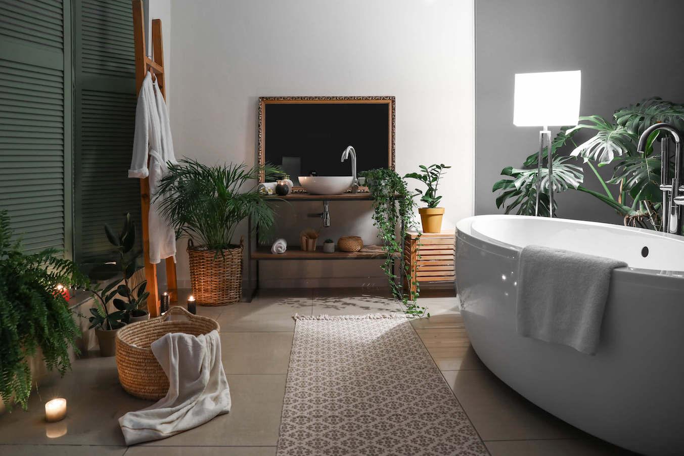 5 x tips voor een ontspannen sfeer in de badkamer