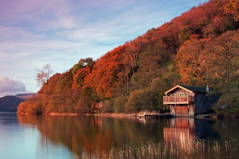 """Vakantie in het Lake District in Engeland   Het """"The Holiday"""" huisje"""