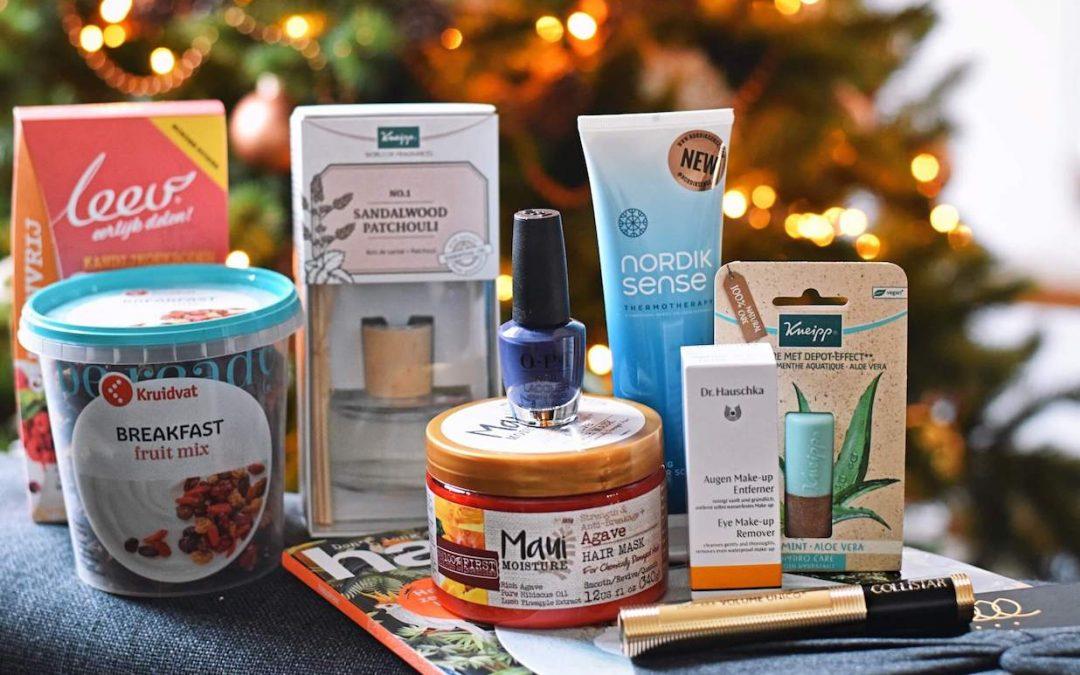 WIN: Kerstpakket #1 t.w.v. EUR 100,-